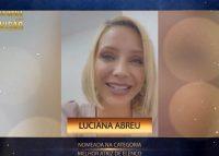 """""""Uma honra"""": Luciana Abreu """"muito orgulhosa"""" com nomeação nos Troféus Impala de Televisão"""