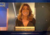 """Liliana Campos reage à nomeação de """"Passadeira Vermelha"""" nos Troféus Impala de Televisão"""